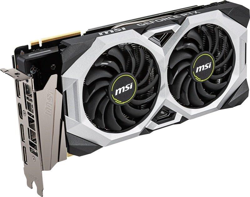 MSI GeForce RTX 2070 SUPER VENTUS OC 8GB Graphics Card
