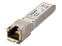 D-Link DEM 410T SFP+ 10GBASE Copper Transceiver