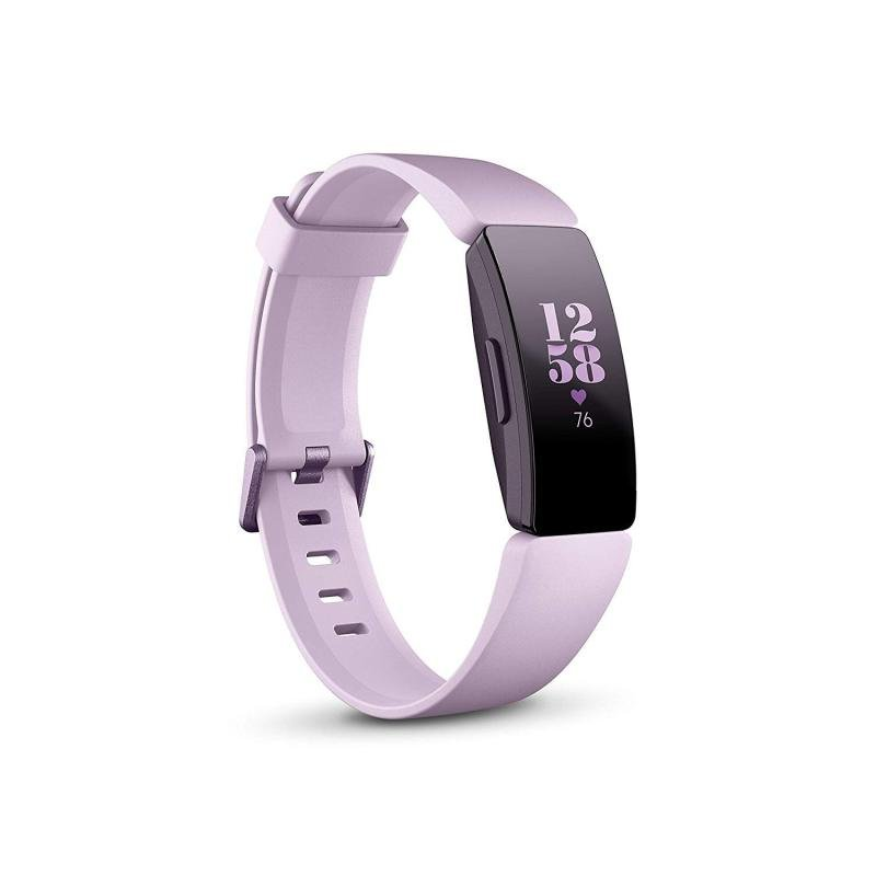 Fitbit Inspire HR Activity Tracker - Lilac