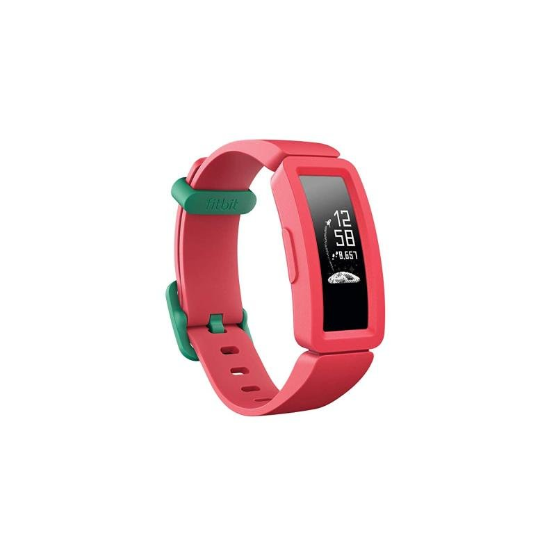 Fitbit Ace 2 Kids Activity Tracker - Pink and Teal