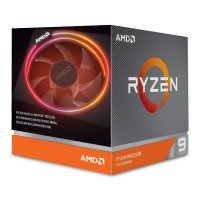 AMD Ryzen 9 3900X AM4 CPU/ Processor with Wraith Prism RGB Cooler