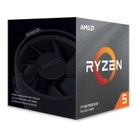 AMD Ryzen 5 3600X AM4 CPU/ Processor with Wraith Spire Cooler
