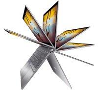 MEDION AKOYA S4403 14 8GB 512GB SSD W10 Pro Convertible Laptop