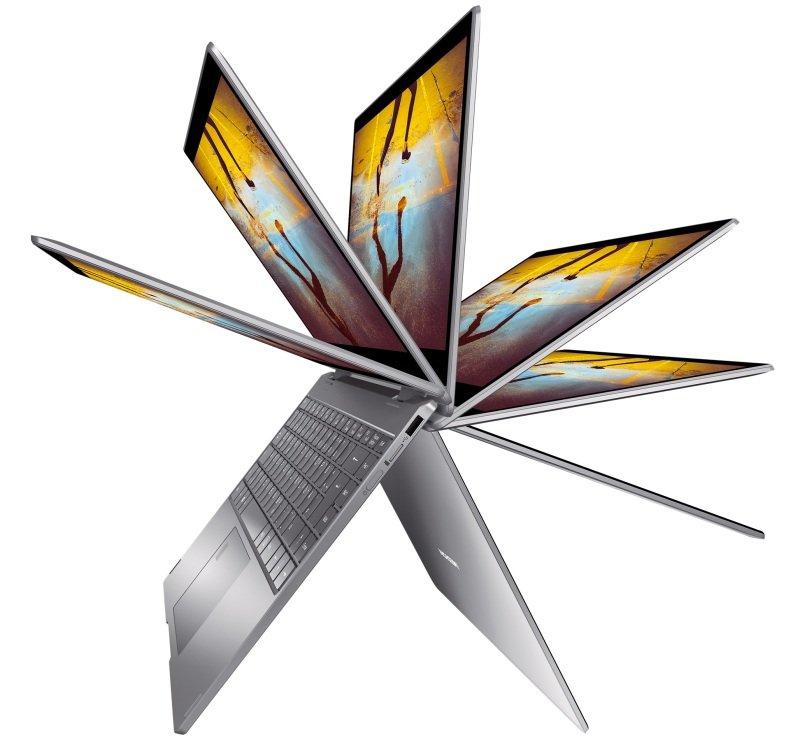 MEDION AKOYA S4403 14 Core i7 8GB 512GB SSD W10 Pro Convertible Laptop