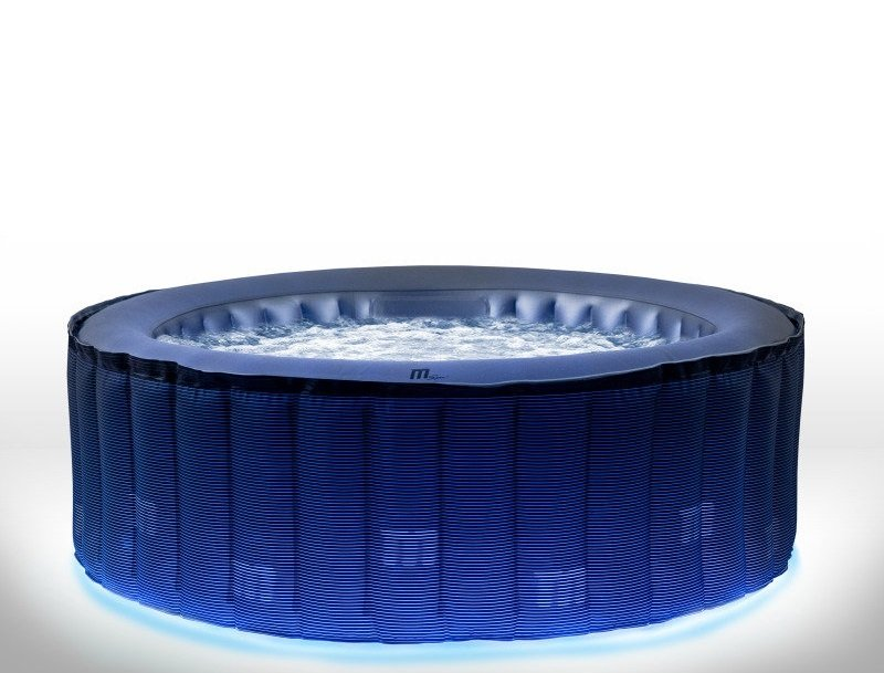 MSPA Starry Delight Inflatable 4 Person 700L Hot Tub
