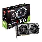 MSI GeForce RTX 2060 SUPER GAMING X 8GB Graphics Card