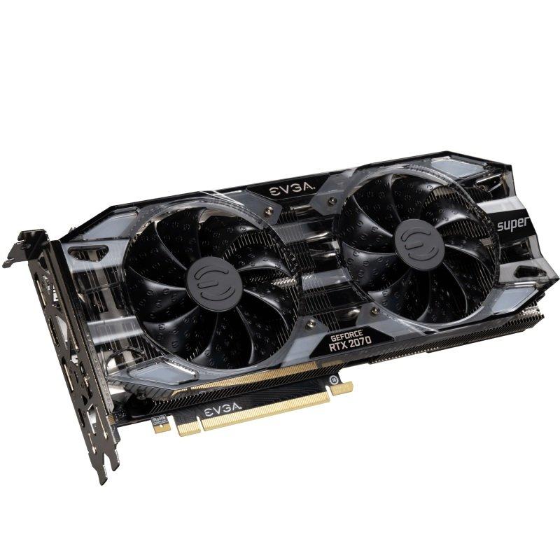 EVGA GeForce RTX 2070 SUPER XC GAMING 8GB GDDR6 Graphics