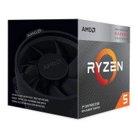 AMD Ryzen 5 3400G AM4 Processor with Radeon RX Vega 11 Graphics