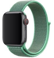 Apple 40mm Sport Loop Watch strap Spearmint