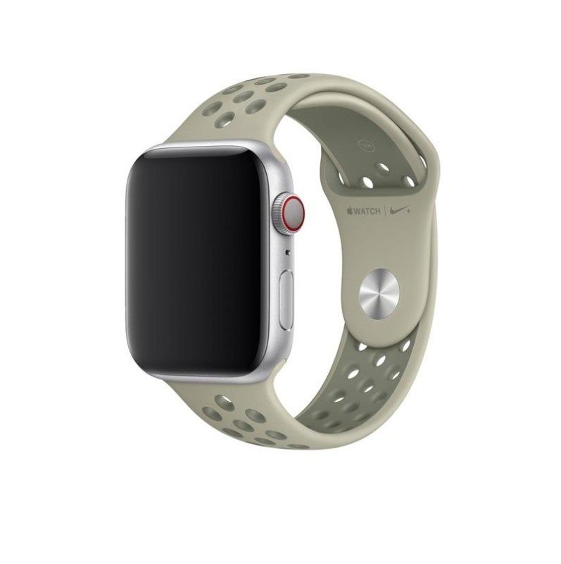 Apple 44mm Nike Sport Band Watch strap Spruce fog/vintage lichen