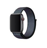 Apple 40mm Sport Loop Watch strap Hyper grape