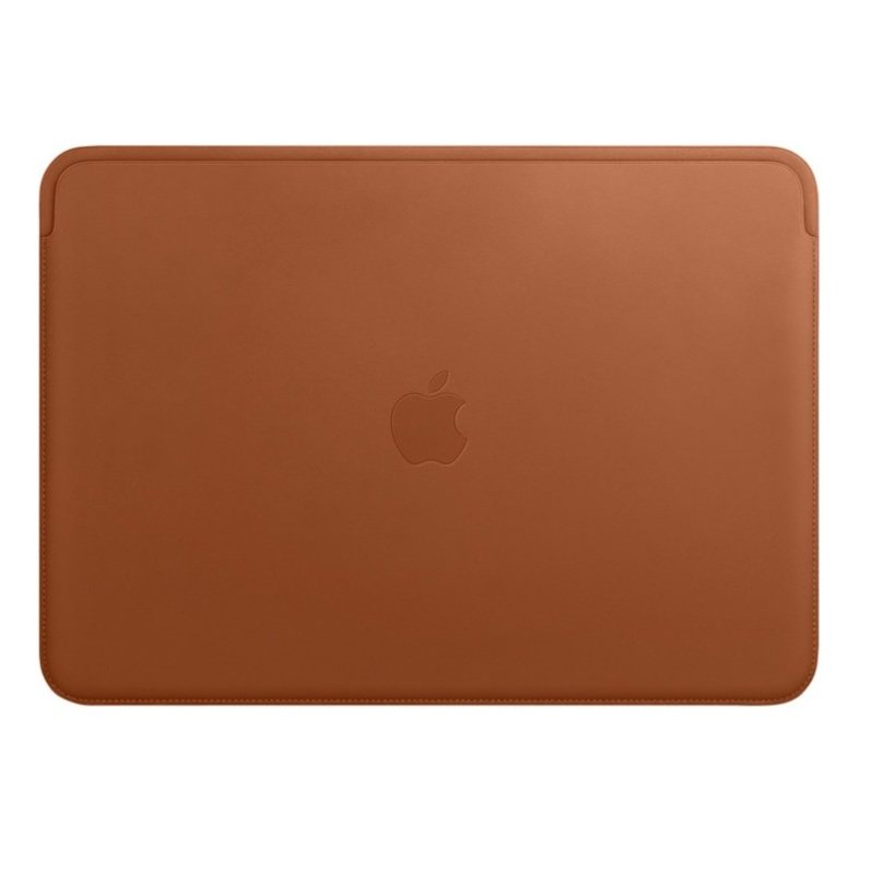 "Apple Leather Sleeve 13"" MacBook Pro Saddle Brown"