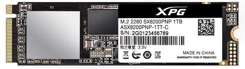 Adata XPG SX8200 Pro M.2 1TB SSD