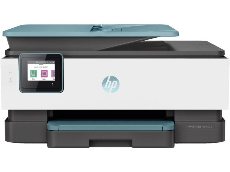 HP OfficeJet Pro 8025 Wireless All-in-One Inkjet Printer