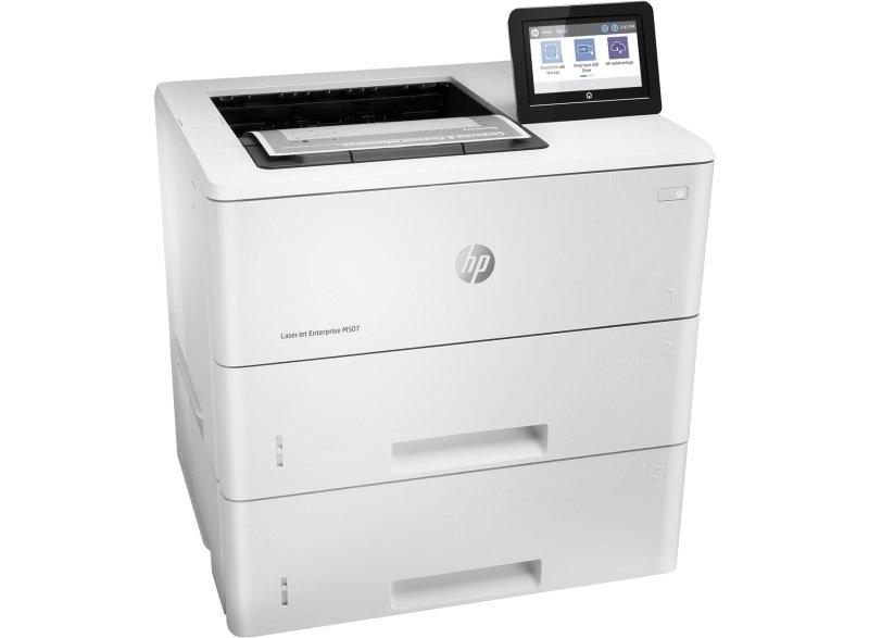 Hp Laserjet Enterprise M507x Laser Printer