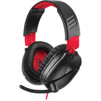 Turtle Beach Recon 70N Black/Red Gaming Headset
