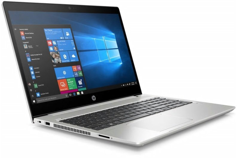 "HP ProBook 455 G6 15"" Ryzen 5 8GB 256GB SSD Win10 Pro Laptop"