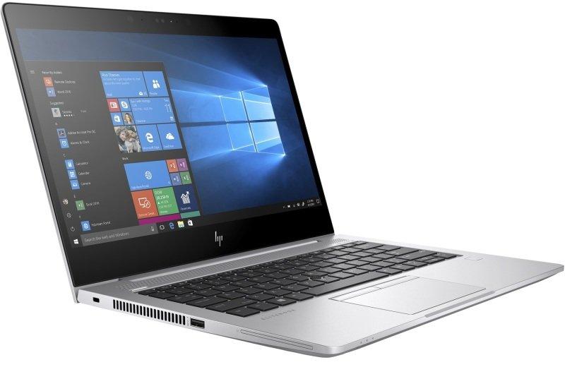 """HP EliteBook 735 G5 13"""" Ryzen 5 4GB 256GB SSD Win10 Pro Laptop"""