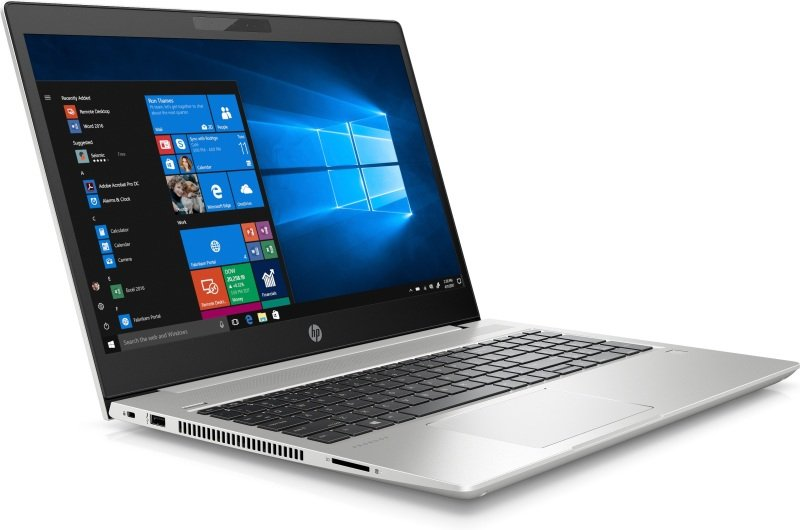 "HP ProBook 450 G6 15"" Core i3 8GB 128GB SSD Win10 Pro Laptop"