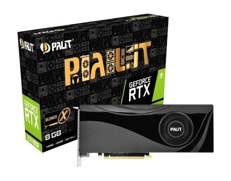 Palit GeForce RTX 2070 SUPER X 8GB Graphics Card
