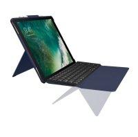 Logitech Slim Combo iPad Pro 12.9 1&2 gen Blue Keyboard Case