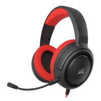 Corsair HS35 Red Stereo PC/Console Gaming Headset