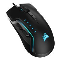 Corsair RGB GLAIVE PRO Gaming Mouse Aluminium