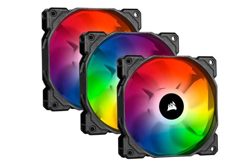 Corsair SP120 RGB PRO Triple Fan Kit
