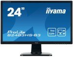 "Iiyama ProLite B2483HS-B3 24"" Full HD 1ms LED Monitor"