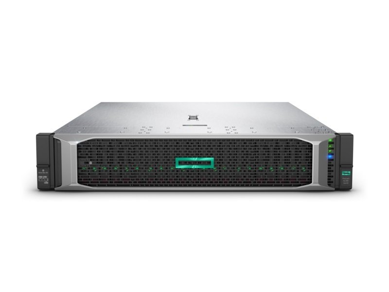 HPE ProLiant DL380 Gen10 - P02462-B21 - Rack-mount 2U - 4208 8SFF PERF WW server - 2.1 GHz Intel Xeon Silver - 16GB