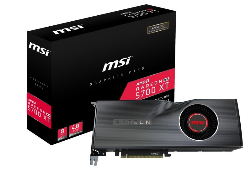 EXDISPLAY MSI Radeon 5700 XT 8GB Graphics Card
