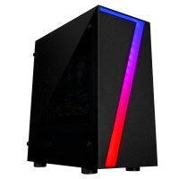 AlphaSync CR24 R3 Ryzen 3 8GB RAM 1TB HDD 120GB SSD Vega 8 Win10 Home Gaming PC
