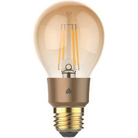 TP Link Kasa KL60 W-fi Filament Smart Bulb Warm Amber - Works with Alexa/Google Home