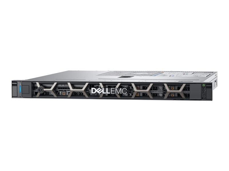 Image of Dell EMC PowerEdge R340 Xeon E-2134 3.5 GHz 16GB RAM 1TB HDD 1U Rack Server with Windows Server 2019 Standard