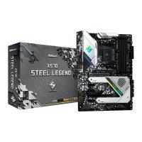 ASRock X570 Steel Legend AM4 DDR4 ATX Motherboard