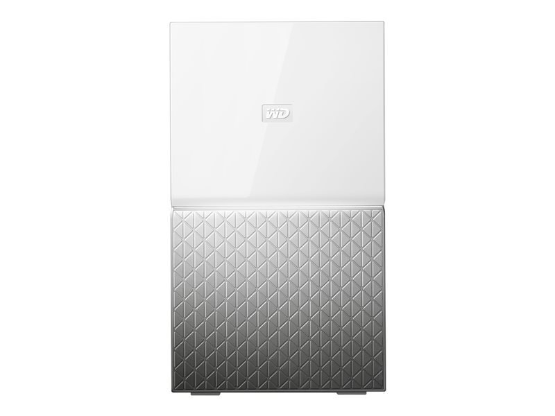 WD My Cloud Home Duo WDBMUT0080JWT Personal Cloud Storage Device