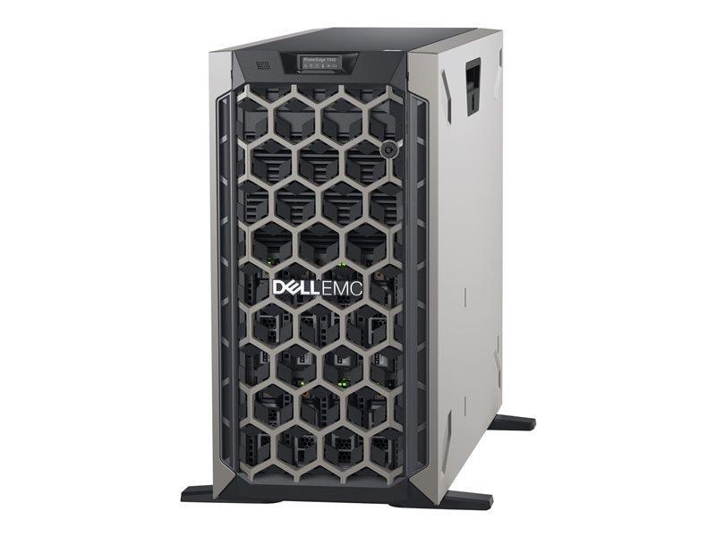 Dell EMC PowerEdge T440 Tower Server Including Windows Server 2019 Standard