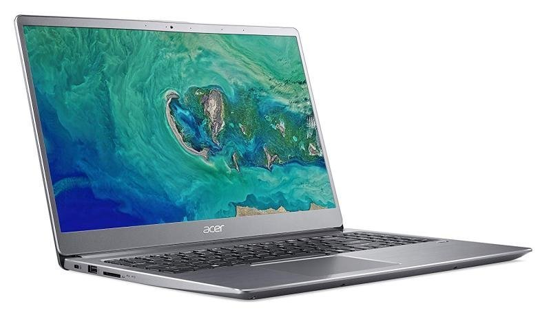 "Acer Swift 3 Intel Core i3-8130U 4GB 256GB 15.6"" Laptop"