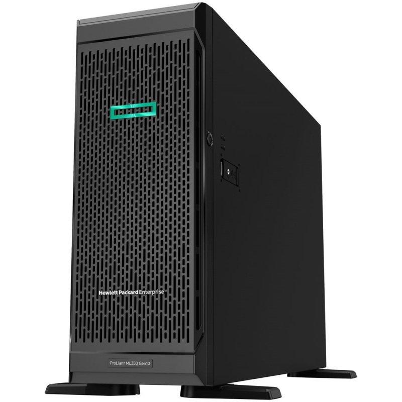 HPE ProLiant ML350 Gen10 Performance Intel Xeon Silver 4214 / 2.2 GHz 32 GB RAM 4U Tower Server