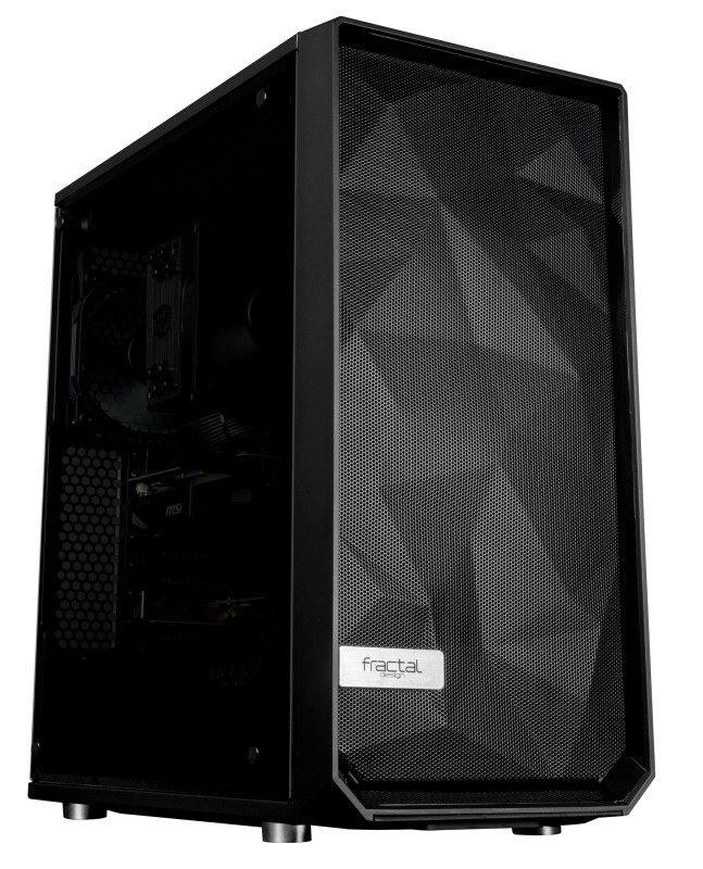 AlphaSync Core i7 16GB RAM 2TB HDD 500GB SSD RTX 2070 8GB Win10 Home Gaming PC