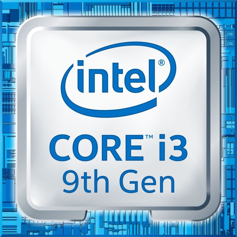 EXDISPLAY Intel Core i3 9100F 3.6GHz Socket 1151 Processor