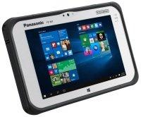 "Panasonic Toughpad FZ-M1 7"" Core i5 128GB SSD Win10 Pro Rugged Tablet PC"