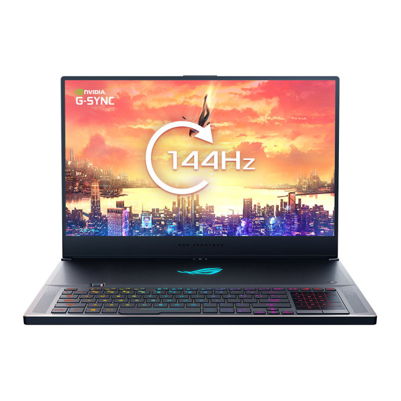 ASUS GX701GXR 2080 Gaming Laptop