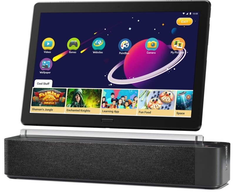 "Lenovo Smart Tab M10 10"" 16GB Android Tablet PC"