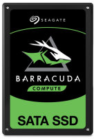 "Seagate 250GB BarraCuda SSD 2.5"" SATA Solid State Drive"