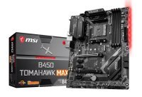 MSI B450 TOMAHAWK MAX AMD AM4 Motherboard