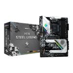 EXDISPLAY ASRock X570 Steel Legend AM4 DDR4 ATX Motherboard