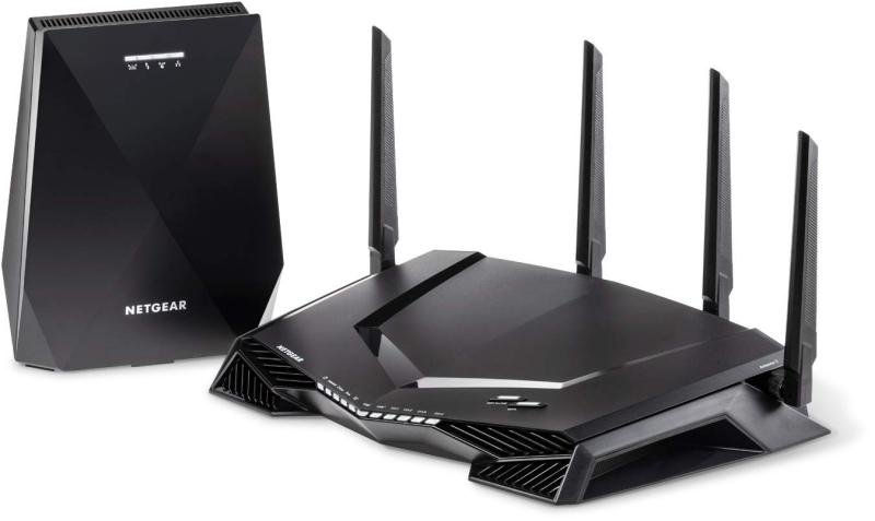 Netgear XRM570 Nighthawk Pro Gaming WiFi Router and Mesh WiFi System with DumaOS