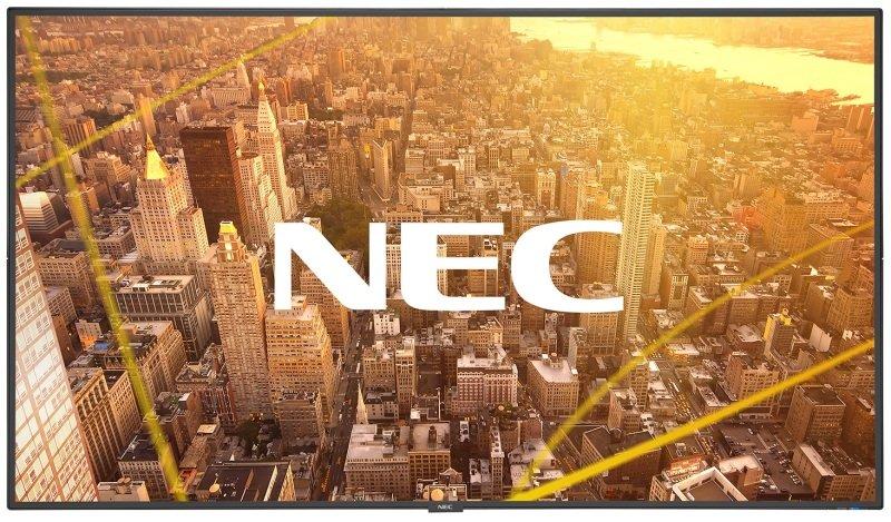"NEC MultiSync C431 43"" Full HD Black Large Format Commercial Disp"