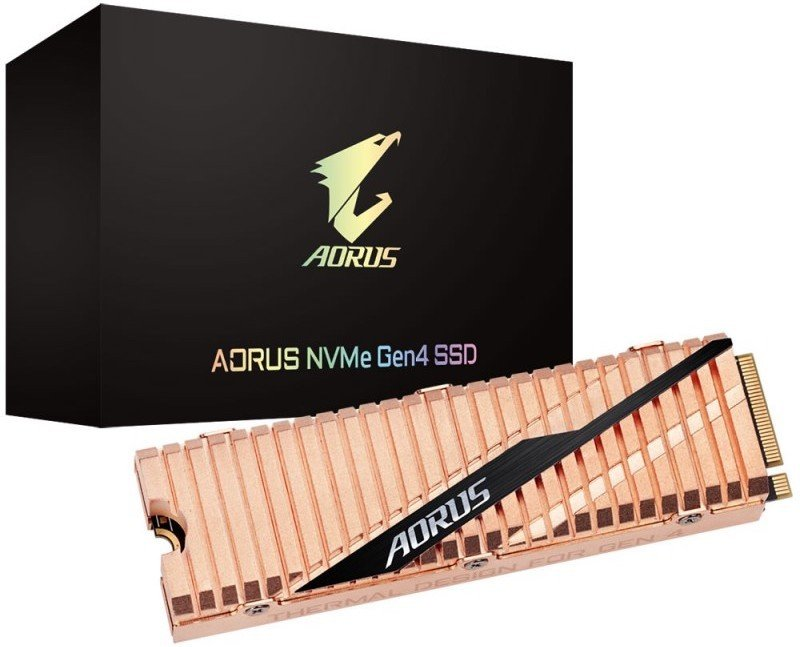 Gigabyte AORUS 2TB M.2 PCIe 4.0 x4 NVMe SSD/Solid State Drive